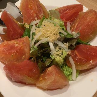 特製トマトサラダ(デリー 銀座店 (DELHI))
