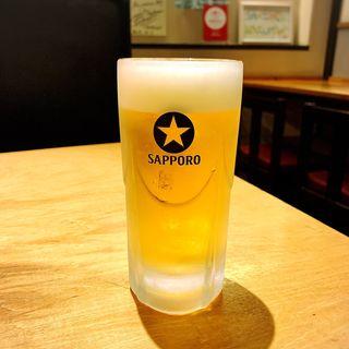 サッポロ黒ラベル生ビール