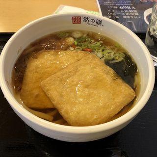 お豆腐屋さんの厚揚げ(市立岸和田市民病院 外来食堂 )