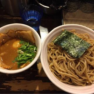 ベジポタ味玉肉つけ麺