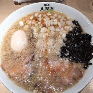 味玉中華そば(麺工 豊潤亭)