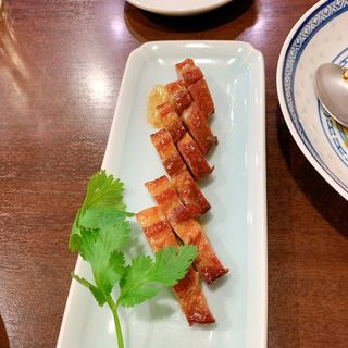 香港式チャーシュー(中国菜 オイル )