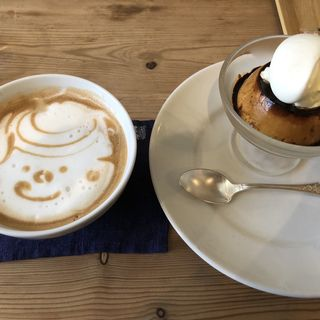 プリン(カフェ・ロッタ (Cafe Lotta))