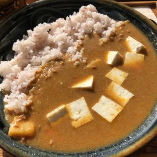 豆乳入り 豆腐とひき肉のカレー(里づと (サトヅト))