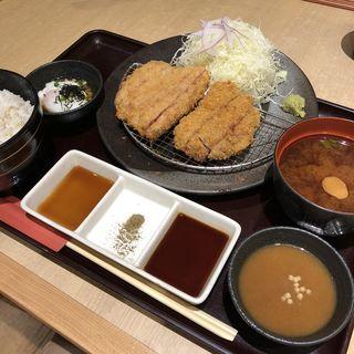 ヒレカツ(牛カツ京都勝牛 ヨドバシAkiba店)