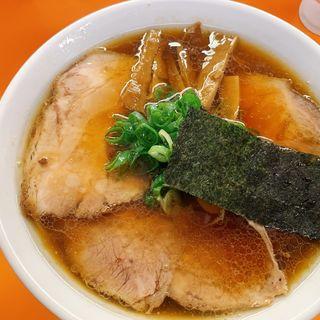 チャーシュー麺(支那そば あおば (しなそばあおば))