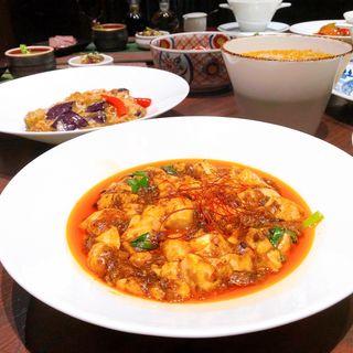 四川麻婆豆腐 (中国料理 花梨)