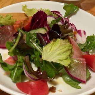 高知の旬野菜 和風さっぱりサラダ