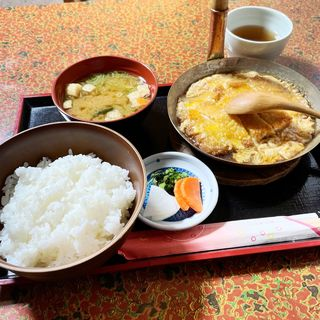 かつ煮丼(かつ煮 いし原)