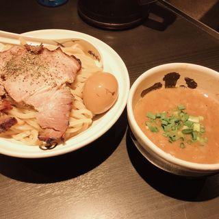 濃厚相傳つけ麺 白(麺屋武蔵 武骨相傳)