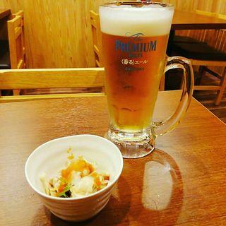 生中ジョッキ(オッサンすし酒場)
