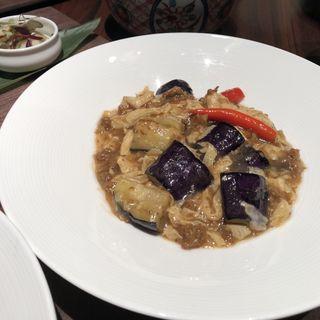 香港式麻婆豆腐 (中国料理 花梨)