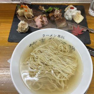 上湯麺(竹末食堂 )