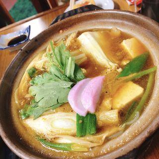 カレー鍋(酒一番 (さけいちばん))
