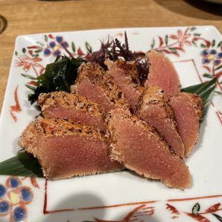 明太子炙り(磯ぎよし 天神店)