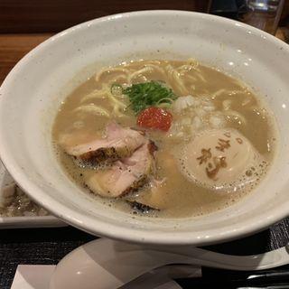 鶏煮干しらーめん 醤油(麺や いま村)