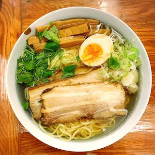 和風焼豚麺(麺屋 ひょっとこ )