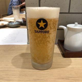 炙り中トロ(まるかつ水産 虎ノ門ヒルズ店)