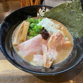 ボタチキそば(縁乃助商店 )