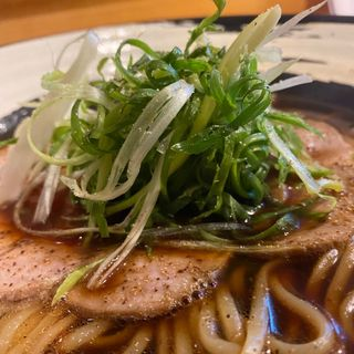 菊脂中華そば(大阪麺哲 (メンテツ))