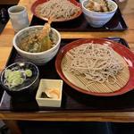 天丼定食(上)