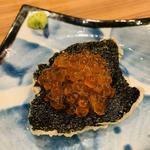 いくらの天ぷら