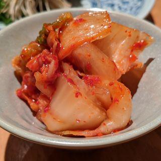 白菜キムチ(白金のたつこ)