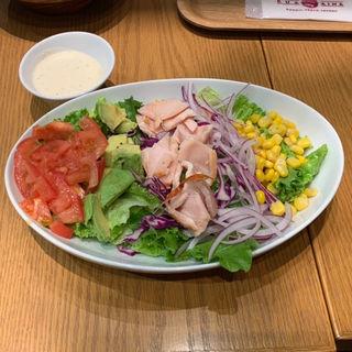 ハワイアンコブサラダ(クア・アイナ 仙台Parco2店)
