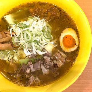 黄色いサラサラ(麺屋 すずらん)