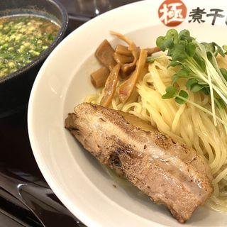 あごだし昆布水つけ麺(二代目 極煮干し本舗 すすきの店)