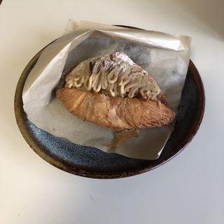 和栗の焼きモンブラン(レカー)