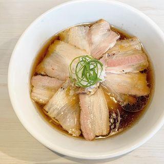 焼豚麺(醤油)(タナカロボ)