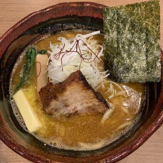 味噌バターラーメン(らーめん柊)