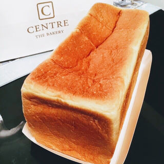 角食パン(セントル ザ・ベーカリー)