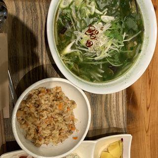 グリーンフォーセット(タニタカフェ)