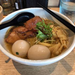 らぁめん(麺屋宗&SOU 中目黒店 (めんやそう))