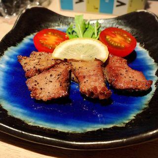 牛タン塩焼き(小梅 )