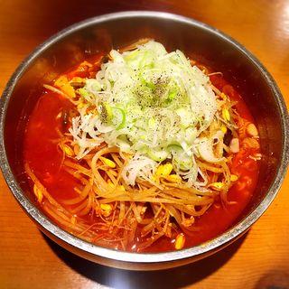 ユッケジャンうどん(ソナム 恵比寿店 )