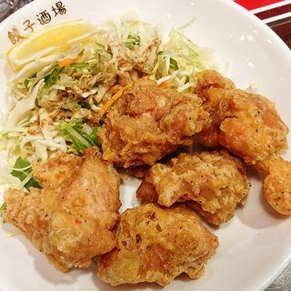 若鶏の唐揚げ(24時間 餃子酒場 大井町店 )