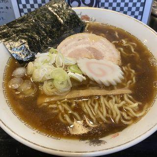 煮干しらぁ麺(ロックンビリーS1 (スーパーワン))