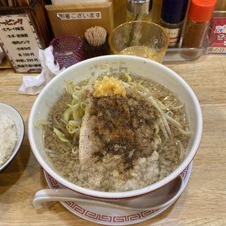 二ボボ ニボ一郎(中華そば ムタヒロ 1号店 )
