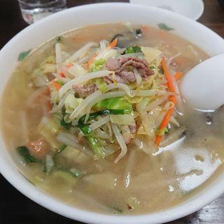 タンメン(中華料理・餃子舗北京宮崎台店)