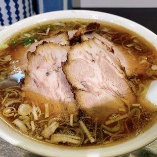 チャーシューメン 中 ( 麺2玉 )