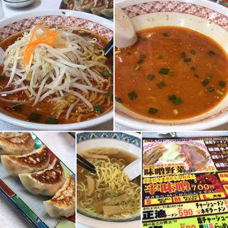 辛味噌(めん丸 曳舟店 )