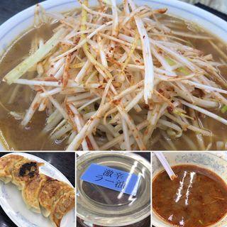 辛ネギ味噌ラーメン(福一 )