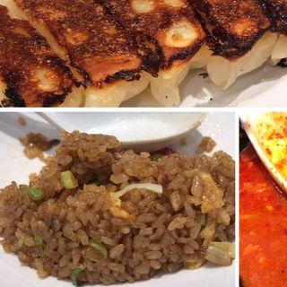 旨辛麺(5辛)(来来亭 鎌ヶ谷店 (ライライテイ))