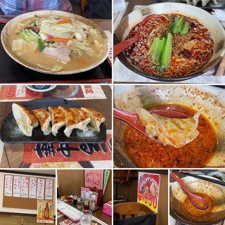 坦々麺(よしじろうラーメン (由次郎ラーメン))