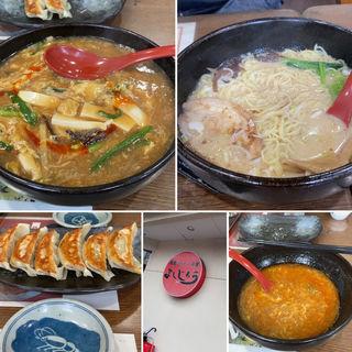 酸辣湯麺(よしじろうラーメン (由次郎ラーメン))