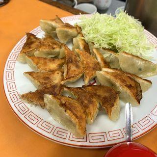 焼き餃子(旭軒 川端店 (アサヒケン))