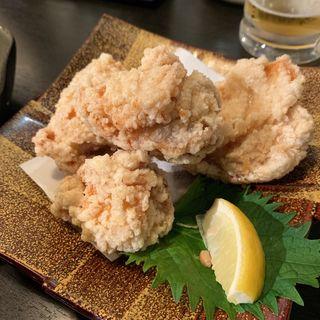 桜島鶏の唐揚げ(遊食亭)